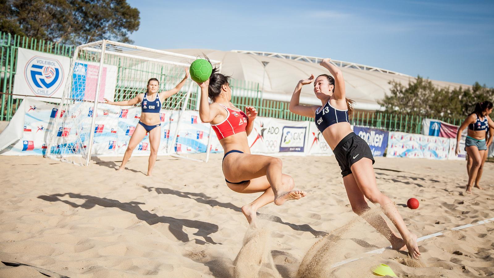 Beachhandball