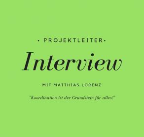Interview Matthias Lorenz